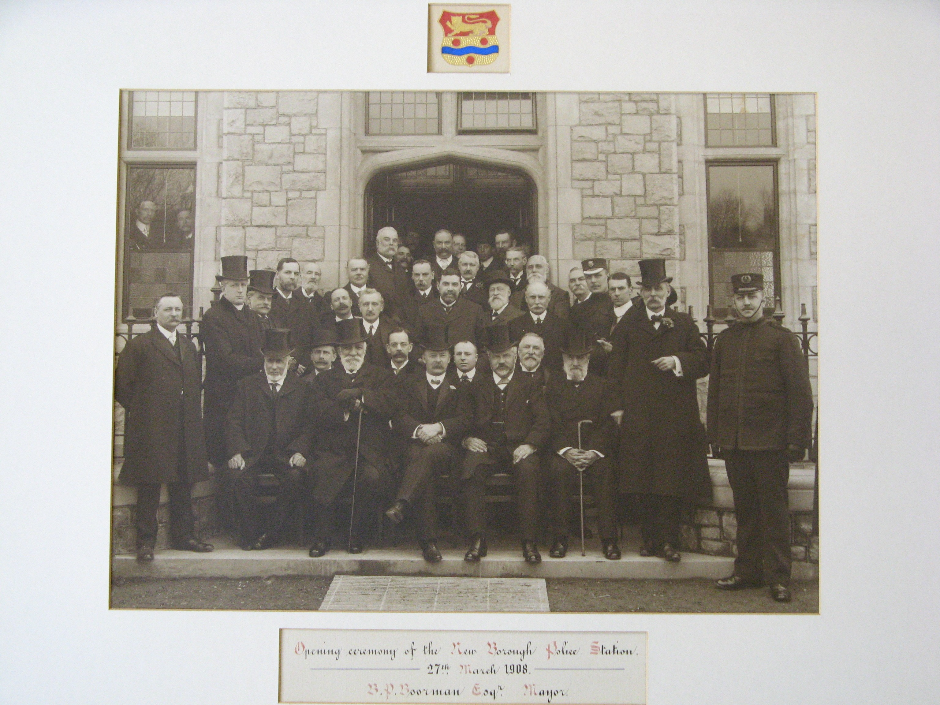 100 years at Maidstone Police Station